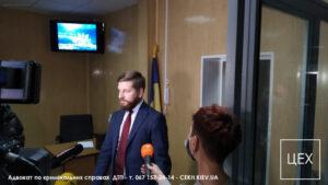 адвокат по ДТП - Богдан Глядик - ДТП Саєнко